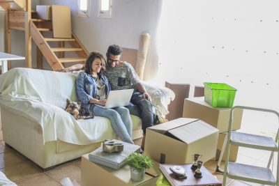 Living Together During Young Adulthood